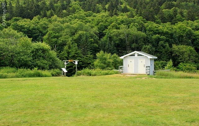 Outhouses and the Trailheadd