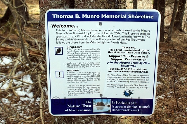Thomas B. Munro Memorial Shoreline