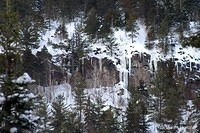 Cliffs and Icicles