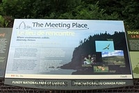 The Meeting Place Sign