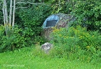 Former Nackawic Kissing Rock