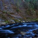 Stream and Ravine