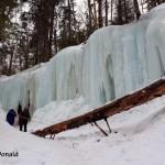 Grottes de glace de Midland