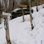 Coulée de la Raquoise Trail