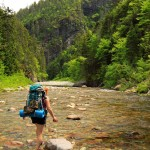 Little Salmon River - Hiking Equipment