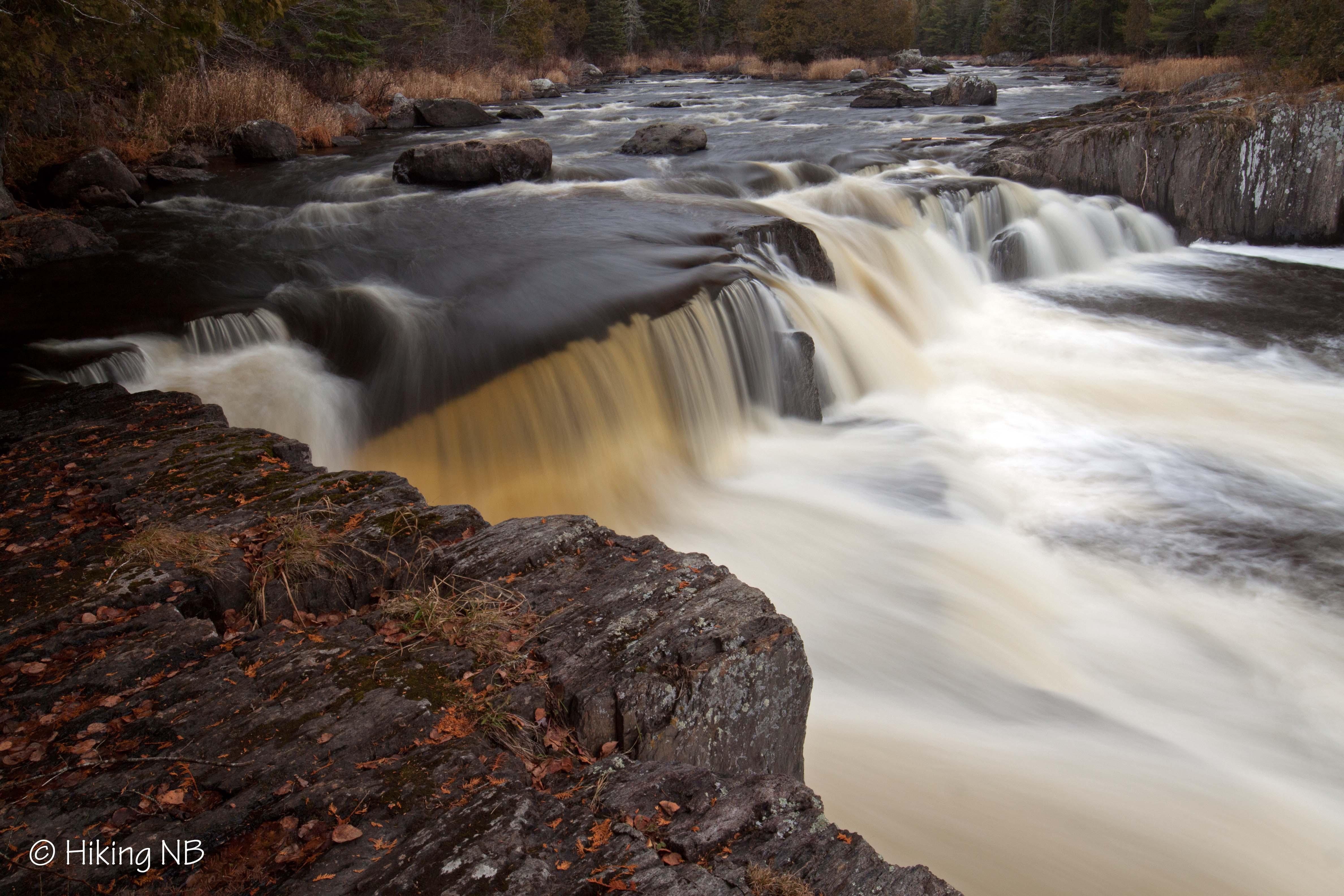 Eel River Falls