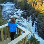 South Branch Oromocto Falls