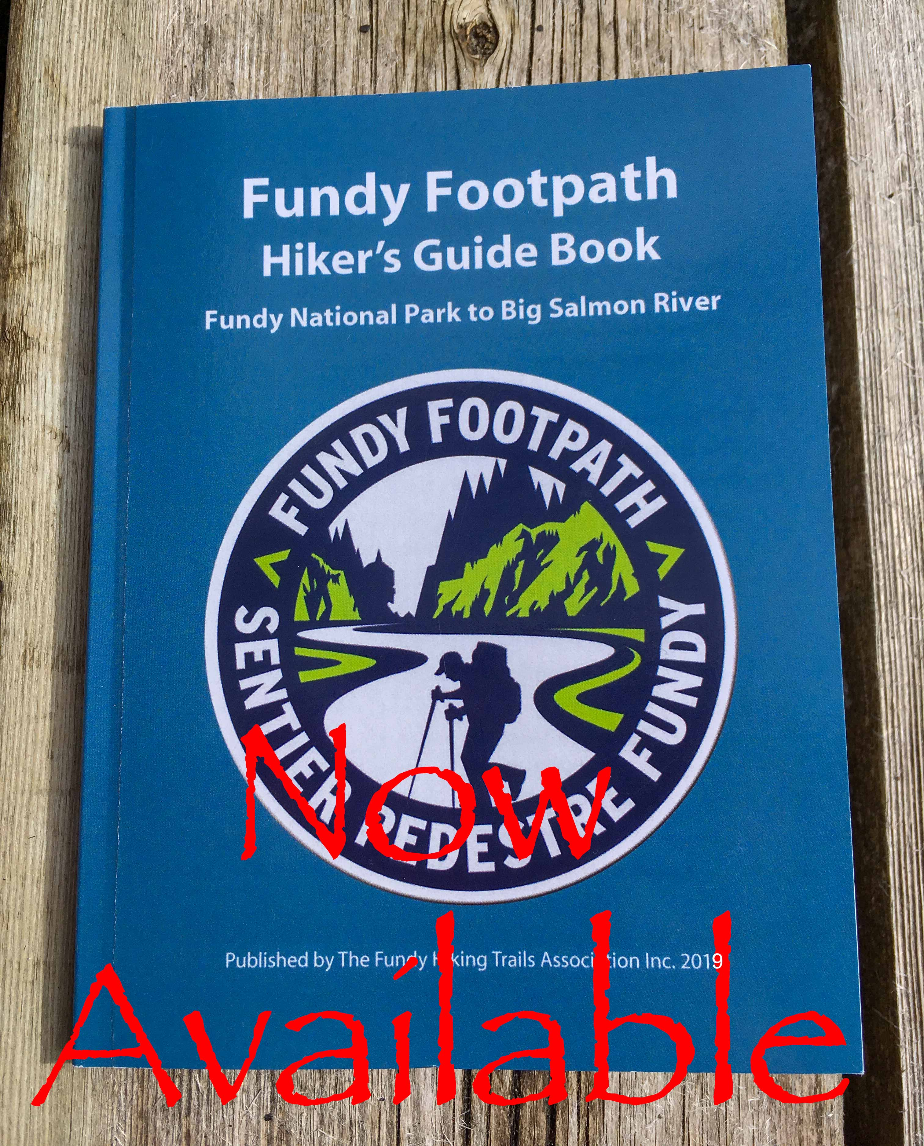 Fundy Footpath Guidebook ad