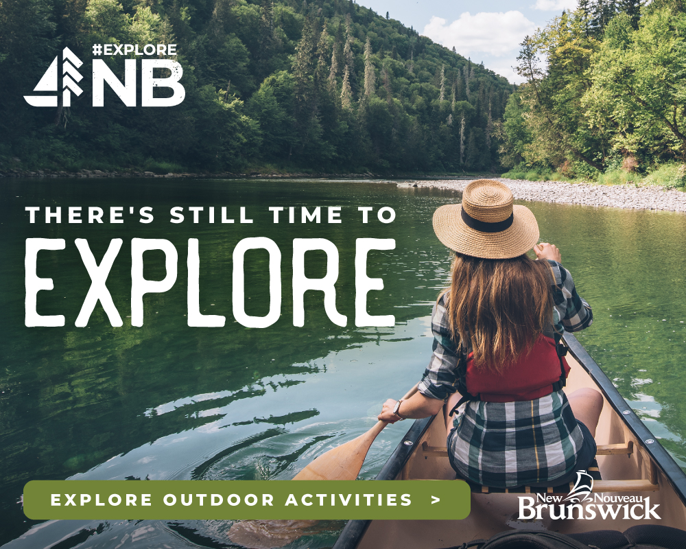 Tourism NB Ad