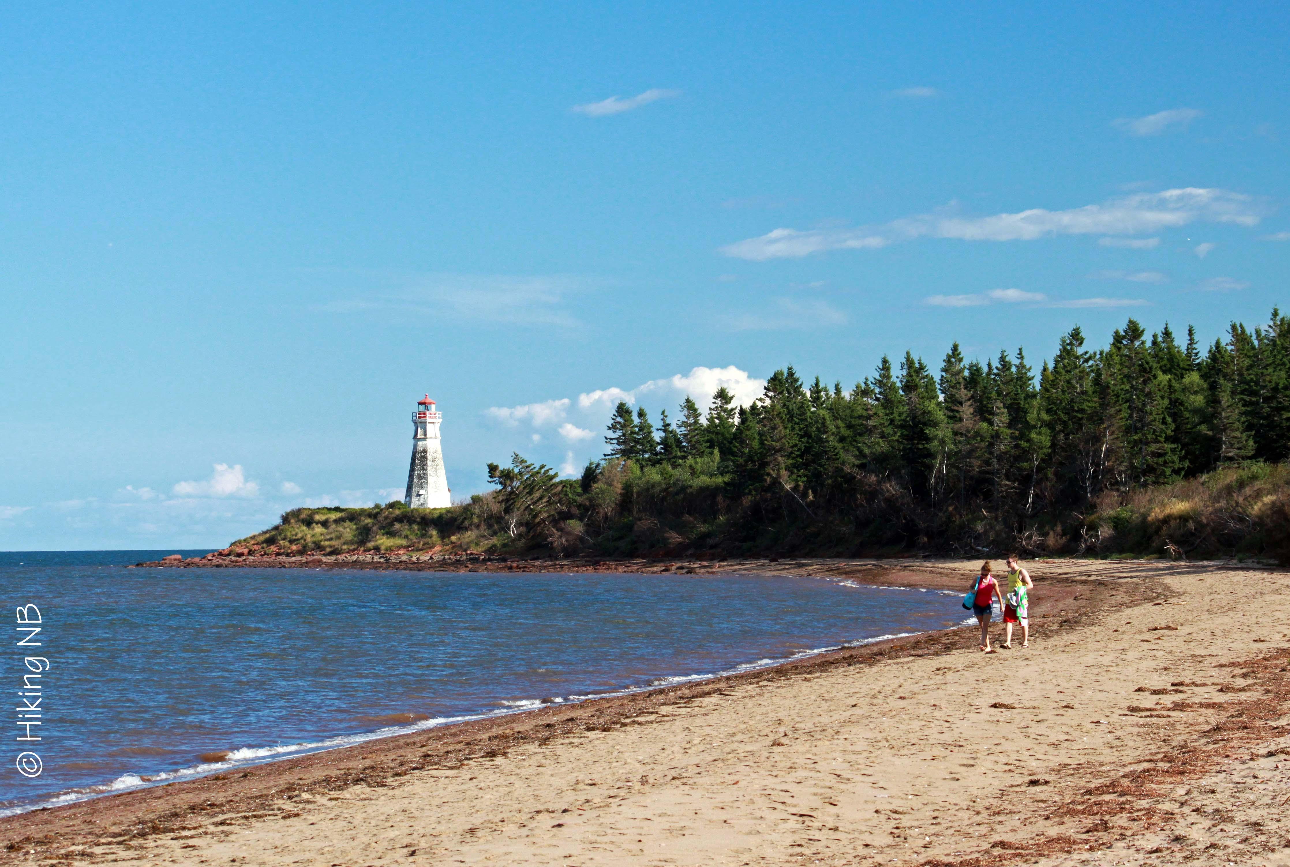 Cape Jourimain Beach